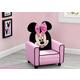 Delta Children Disney Minnie Mouse Figural Upholstered Kids Chair