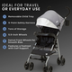 Delta Children 365 Lightweight Stroller