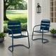 Crosley Brighton 2-Piece Chair Set