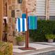 Southern Enterprises Lemorna Towel Rack