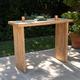 Southern Enterprises Palmer Indoor/Outdoor Bar Table