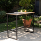 Southern Enterprises Palmer Indoor/Outdoor Pub Table