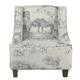 HomePop Jungle Swoop Chair