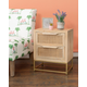Rattan Cabinet Two Drawers