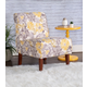 Floral Casey Chair