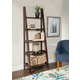 Linon Falan Ladder Bookshelf