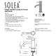 Safavieh Amity Single Handle Bathroom Vessel Faucet