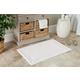 Safavieh SpaPlush Cable Plush Bath Mats (Set of 2)