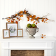 Harvest  4' Fall Foliage, Berries and Twig Artificial Garland