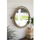 Kalalou Round Wall Mirror With Adjustable Bracket - Large