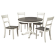 Nelling Dining Table and 4 Chairs