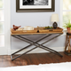 Calhoun Industrial Collection Console Table