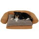 Ortho Small Sleeper Comfort Couch® Pet Bed