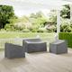 Crosley 3-Piece Furniture Cover Set