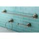 Kingston Brass Concord 3-piece Bathroom Hardware Set with 24