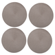 Round Placemat (Set of 4)