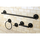 Kingston Brass Concord 4-piece Bathroom Hardware Set with 26