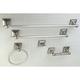 Kingston Brass Serano 5-piece Bathroom Hardware Set