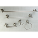 Kingston Brass Santa Fe 5-piece Bathroom Hardware Set