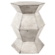 Flanery Flanery Waxed Concrete Accent Table