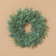 Christmas 22-Inch Cedar Wreath with Berry Accents