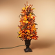 Fall 46-Inch Lit Decorative Fall/Harvest Tree with 50 Lights