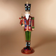 Christmas Metal Toy Solidier Indoor/Outdoor Holiday Décor