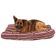 Jamison Large Striped Pet Bed