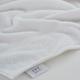 Ivy Luxury Rice Effect Turkish Aegean Cotton Towel Set of 6 (White)