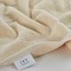 Ivy Luxury Rice Effect Turkish Aegean Cotton Washclosths Towel Pack of 6 (Ecru)