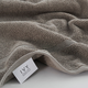Ivy Luxury Rice Effect Turkish Aegean Cotton Washclosths Towel Pack of 6 (Elephant)