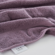 Ivy Luxury Rice Effect Turkish Aegean Cotton Bath Towel Pack of 3 (Heather)