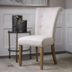 Uttermost Lucasse Oatmeal Dining Chair
