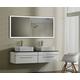 LTL Home Products Laguna LED Wall Mirror