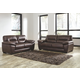 Mellen Sofa and Loveseat