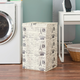 Postcards from Paris Laundry Hamper