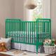 Davinci Jenny Lind Stationary Crib in Emerald