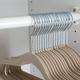 Contemporary Velvet Hangers (Set of 25)