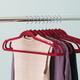 Contemporary Velvet Hangers (Set of 10)