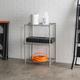 Multipurpose Three Tier Multipurpose Wire Shelf
