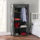 Contemporary 6  Tier Free-Standing Closet