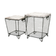 Home Accents Cage Tables (Set of 2)