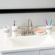 Home Accents Resort 4 Piece Ceramic Bath Accessory Set