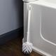 Home Accents Plastic Toilet Brush