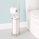 Home Accents Free-Standing Heavy Duty Sleek Dispensing Paper Towel Holder