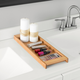 Home Accents Bamboo Vanity Tray