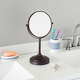Home Accents Elizabeth Collection Double Sided Cosmetic Mirror