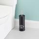 Home Accents Paris Le Bain Hide-Away Toilet Brush Holder