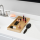 Home Accents Plastic Vanity Tray