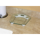 Home Accents Glass Bathroom Scale